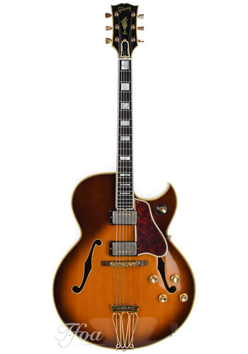 Gibson Gibson Byrdland Sunburst 1968