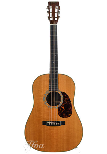 Martin Martin HD28VS 12 Fret Dreadnought Spruce Rosewood 2014