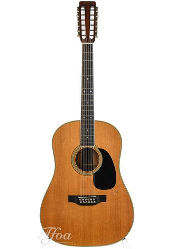 Martin Martin D12-35 Brazilian Rosewood 12 string 1969