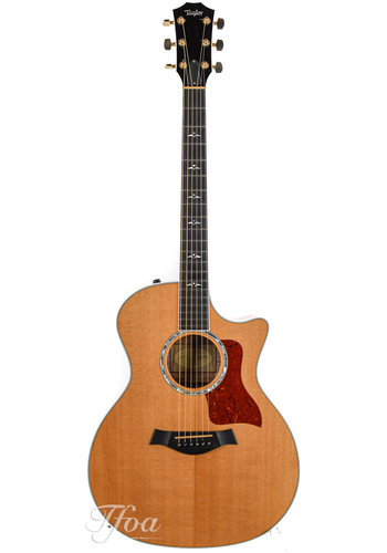 Taylor Taylor 614CE Flamed Maple Spruce 2010