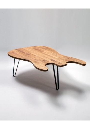 Ruwdesign Ruwdesign Gitarren Kaffee Tisch S-Model