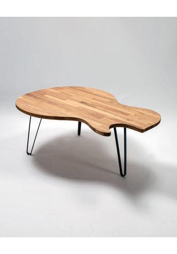 Ruwdesign Ruwdesign Guitar Coffee Table Single Cut Model