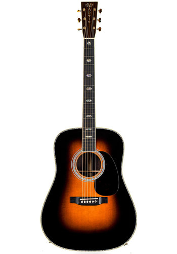 Martin Martin D41 Sunburst Reimagined 2018