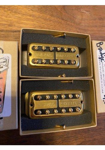 Gretsch Gretsch Filtertron neck bridge Pickup H.S. Gold B-stock