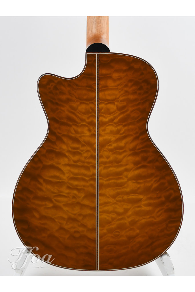 Lakewood M50 Custom Quilted Maple