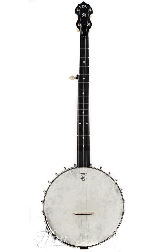 Deering Vega Old Tyme Wonder 12 Inch Banjo