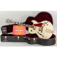 Gibson L4 10th Anniversary White Diamond Sparkle 2003
