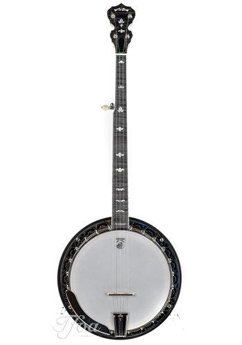 Deering Deering White Lotus 5-String lightweight Banjo