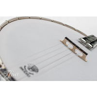 Deering White Lotus 5-String Lightweight Banjo