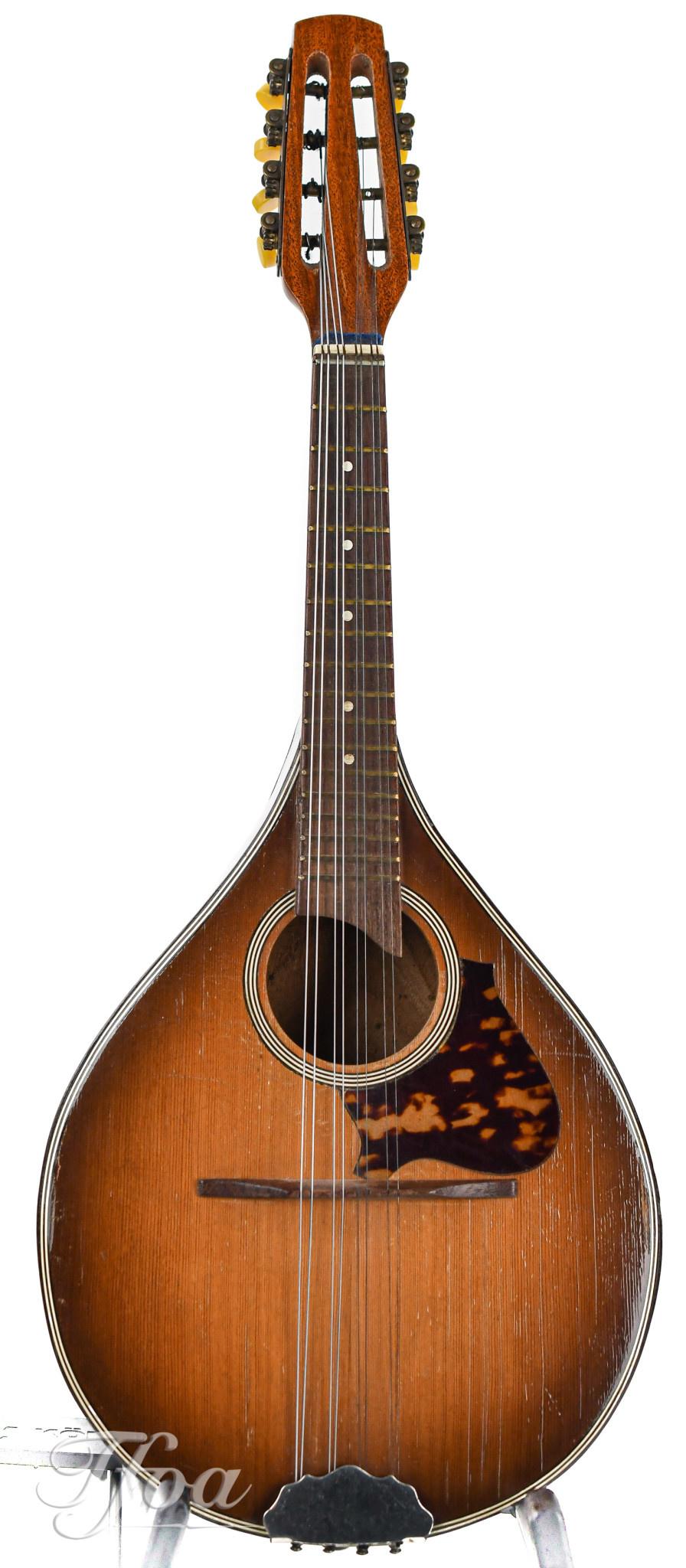 DiMauro Vintage Model 10 Muguet Mandolin 1940-60s