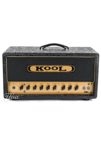 Kool Amplification Kool Amplification 1984 Head 50W