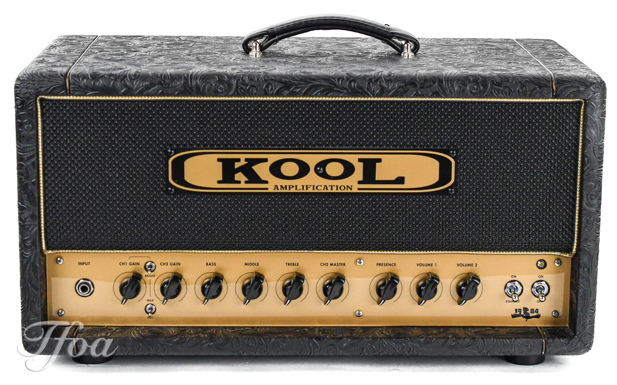 Kool Amplification 1984 Head 50W