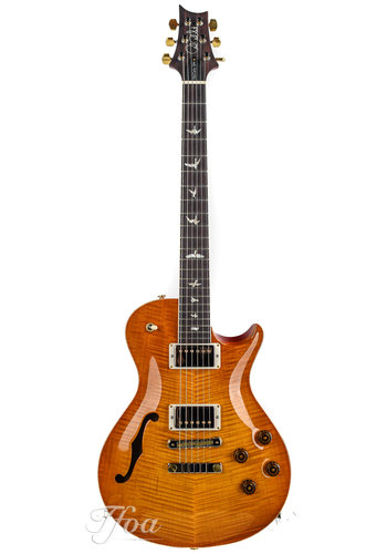 PRS PRS SC 594 Semi Hollow  body 10-Top McCarty Sunburst