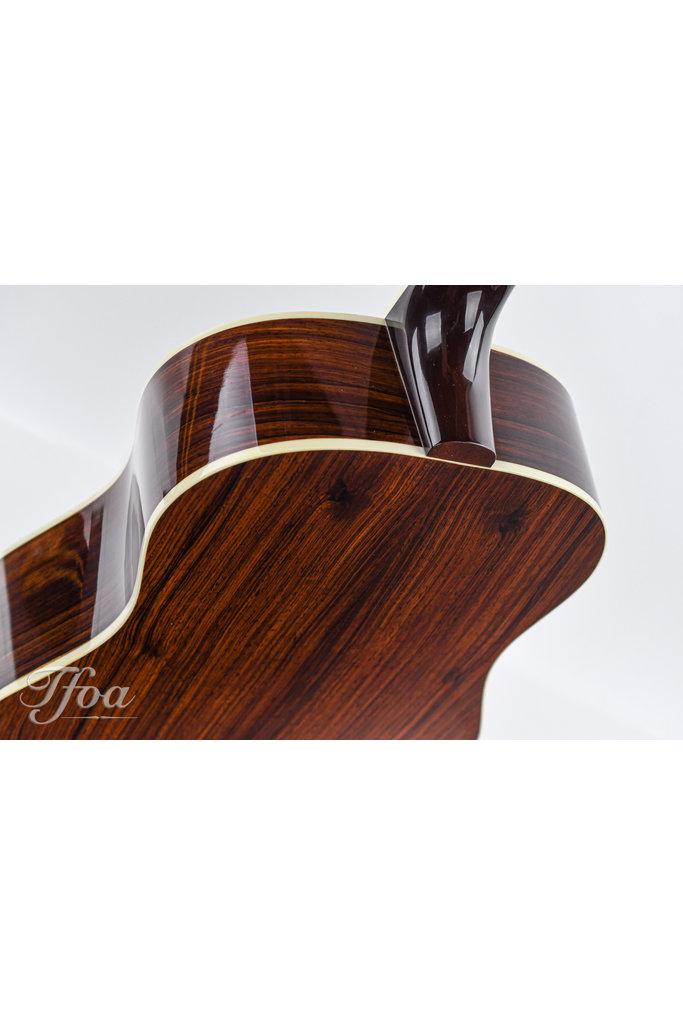 Gibson AJ Luthiers choice Cocobolo Adirondack 2006