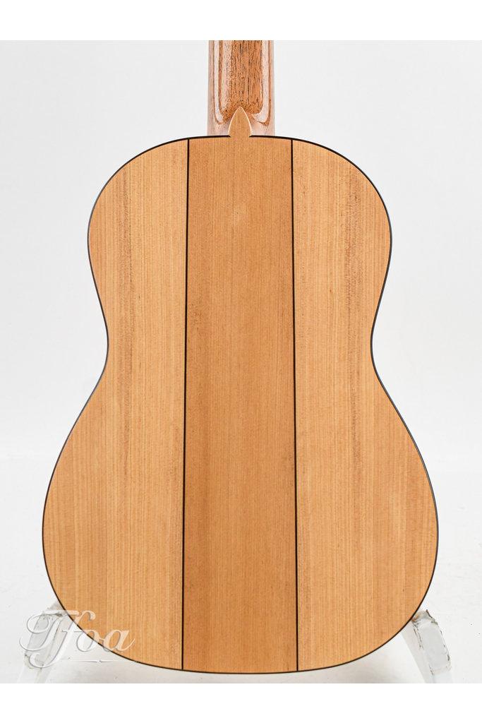 Wolfgang Jellinghaus Torres FE04 'La Leona' Moon Spruce Cypress