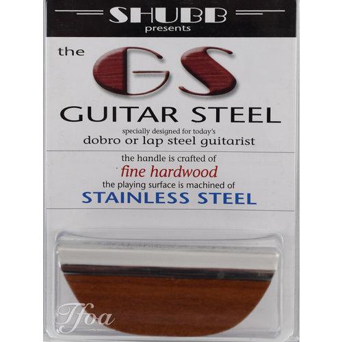 Shubb Shubb GS Guitar Steel Slide Fine Hardwood