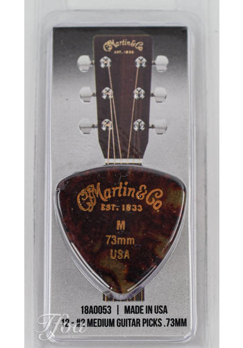 Martin Martin Plectrum 12 pack