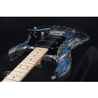 Tyler Studio Elite HD USA Black Blue Shmear Near Mint
