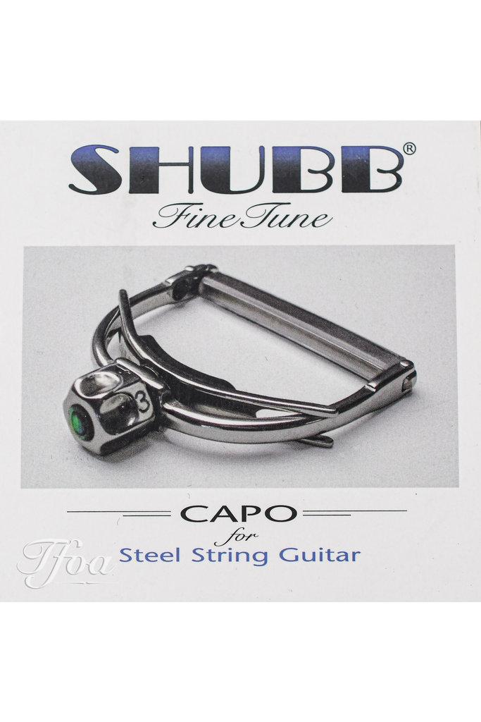 Shubb F1 Finetune Capo