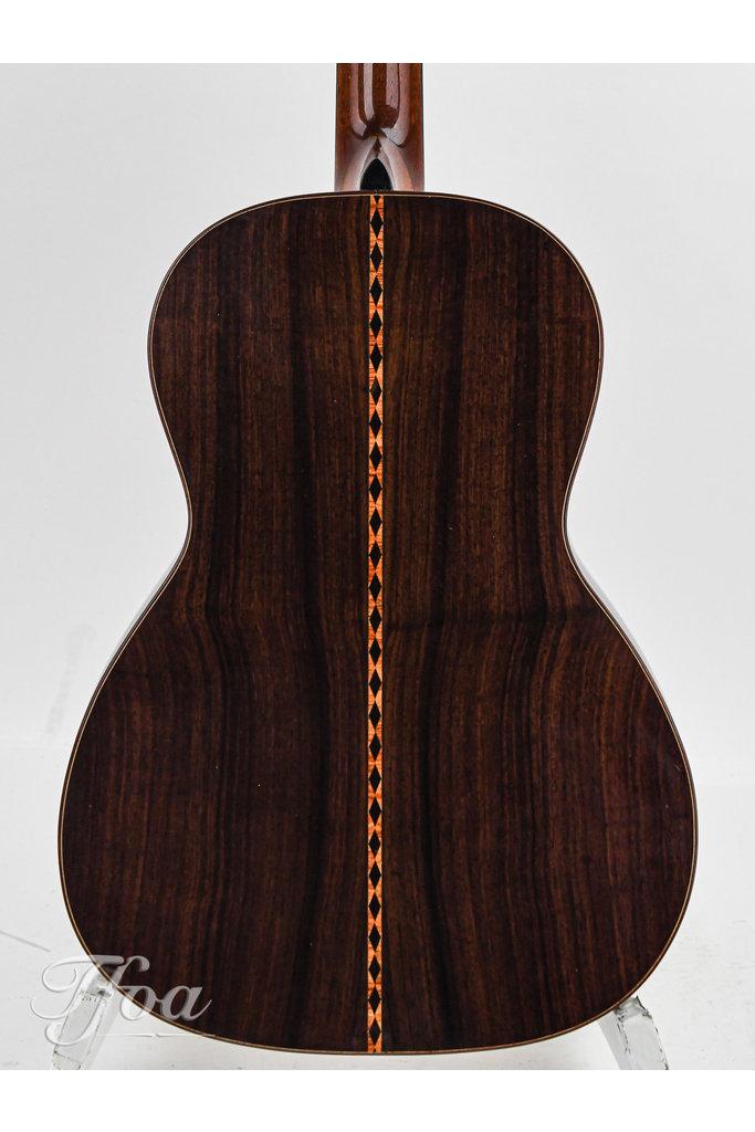 Thomas Fredholm 000 12 Fret European Spruce Rosewood 2016