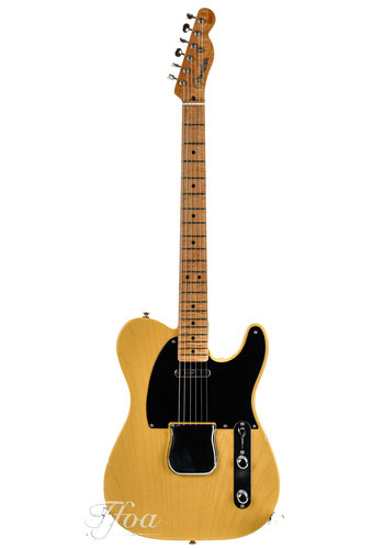 Fender Custom Fender Nocaster Custom Shop '51 NOS Butterscotch 2000