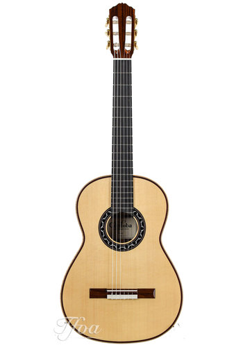 Cordoba Cordoba Luthier Select Esteso Spruce Pao Ferro