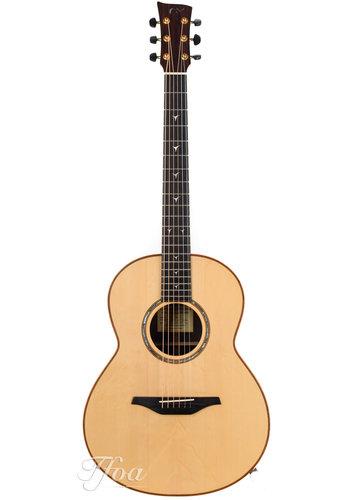 McIlroy Mcilroy AS76 Jacaranda Bearclaw Stradivari spruce Mint 10th Ann Limited