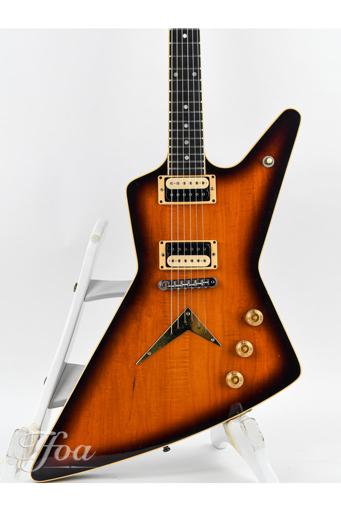 Dean Z Explorer USA Brasiliaburst 1980