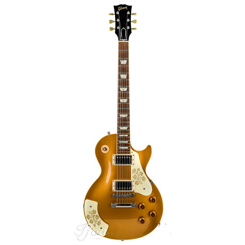 Gibson Gibson Custom Shop Les Paul Mary Ford Gold Top 1997