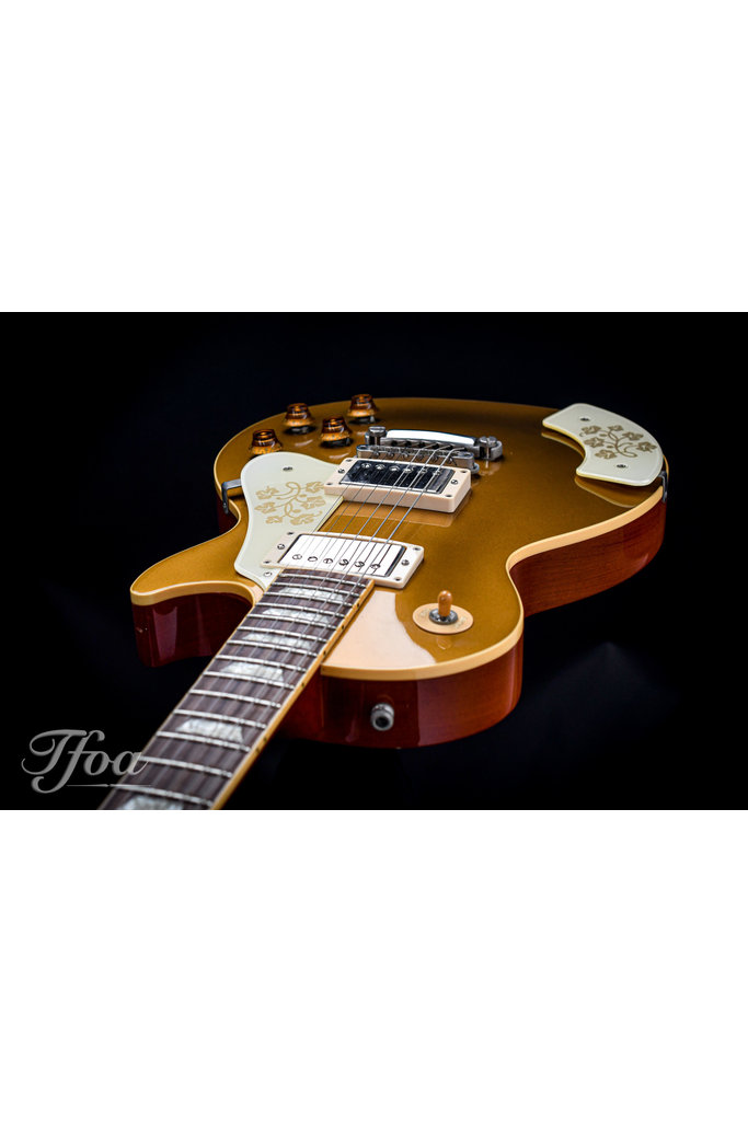 Gibson Custom Shop Les Paul Mary Ford Gold Top 1997