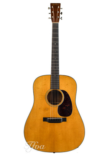 Martin Martin D18 1939 Authentic Aged 2018