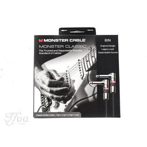 Monster Cable Monster Classic 8 Angled 0.2m Patch Cable