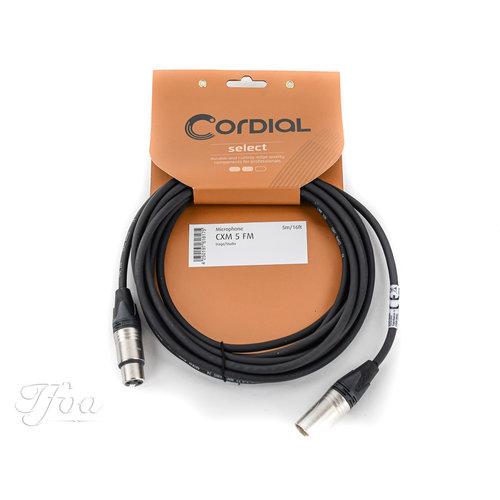 Cordial Cordial CXM5FM XLR Microphone Cable 5M