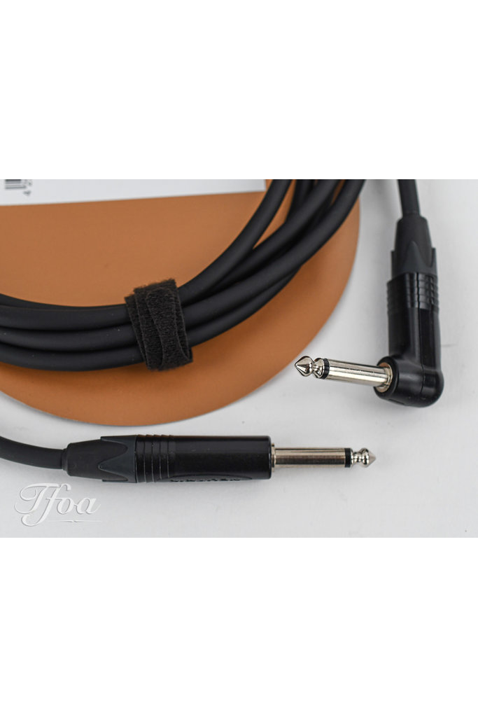 Cordial CPI3PR Select Guitar Cable Angled  3M