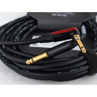 Cordial CSI6RP Silent Jack Cable Angled 6M
