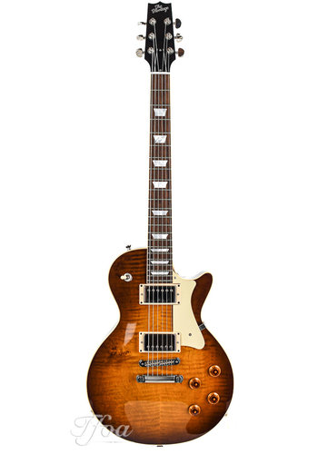 Heritage The Heritage H150 Iced Tea Burst 2015