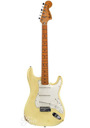 Fender Fender Stratocaster Olympic White 1979