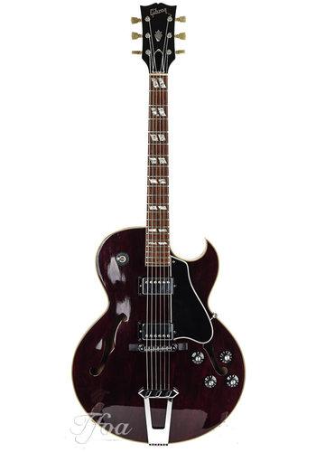 Gibson Gibson ES175T Thinline Wine Red 1976