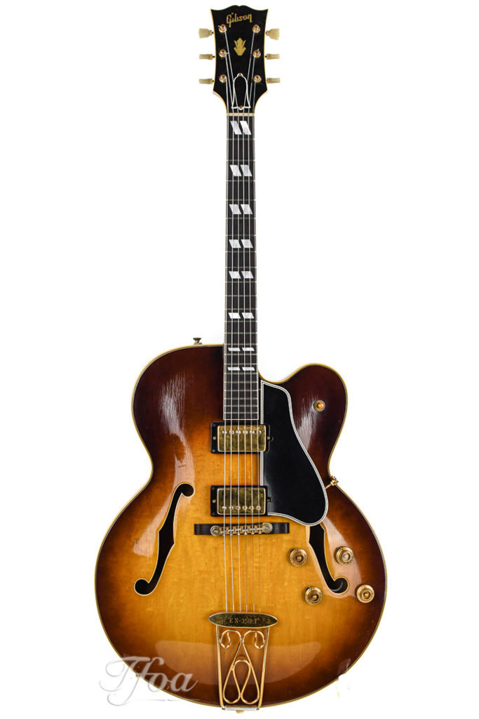 Gibson ES350T Sunburst 1958