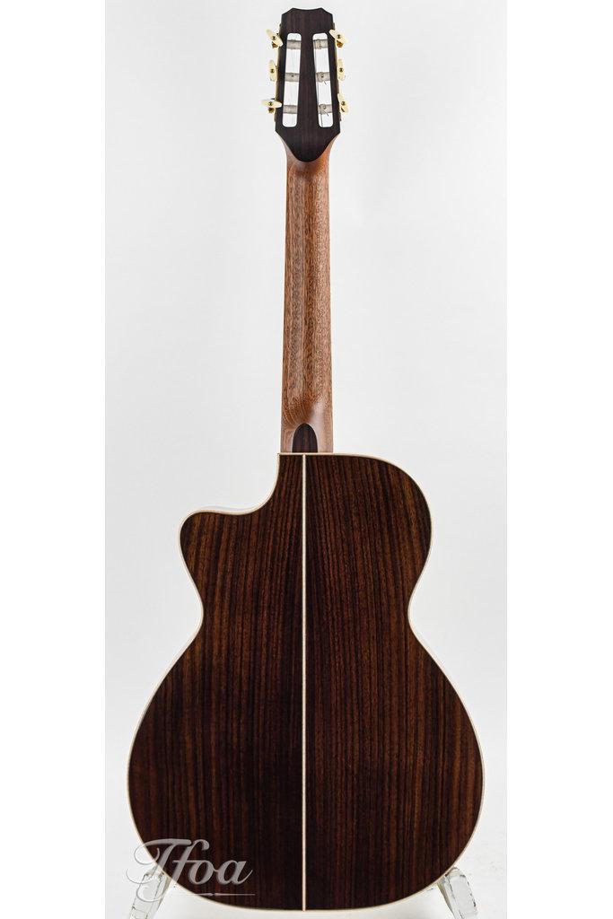 BSG OM27CF Nylon Crossover Spruce Rosewood
