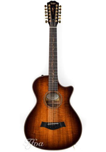 Taylor Taylor K62ce Koa 12-String Limited Edition 2016 mint