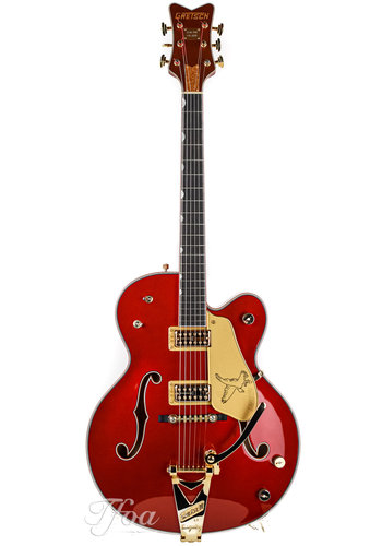 Gretsch Gretsch G6136TLCS 2012 Faded Candy Apple Red Falcon Custom Shop