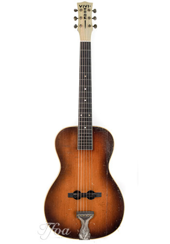 Vivi-Tone Vivi-Tone Acousti-Guitar by LLoyd Loar 1936