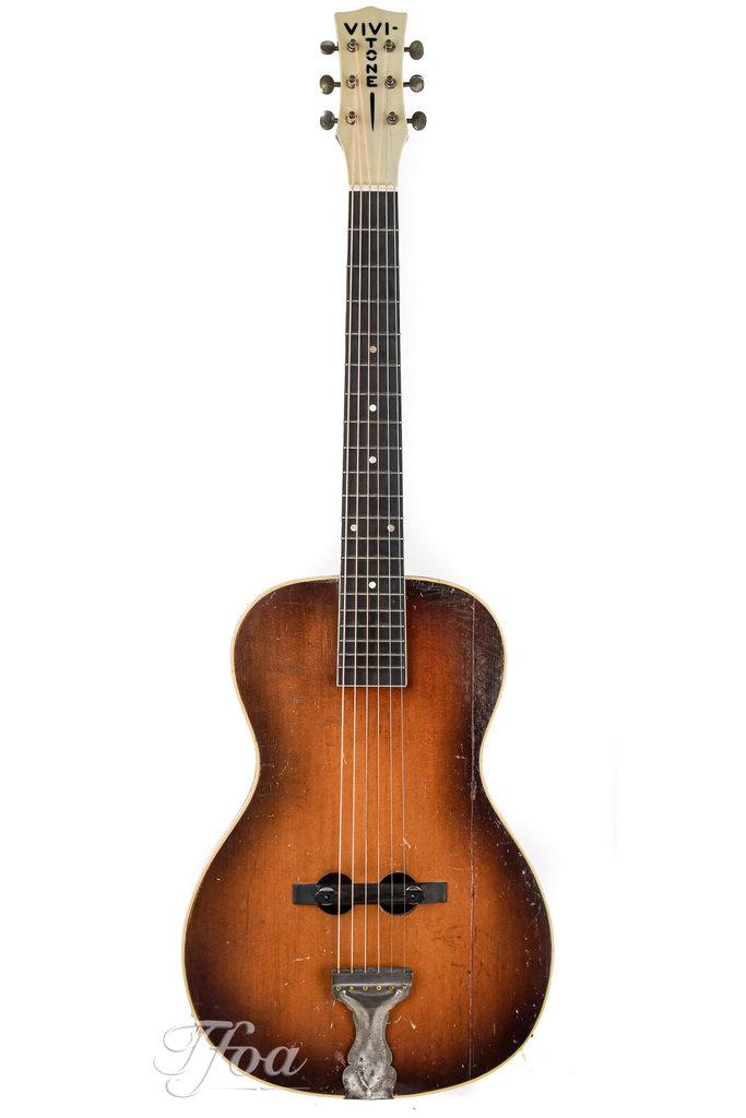 Vivi-Tone Acousti-Guitar by LLoyd Loar 1936