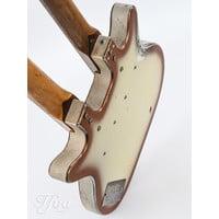 Danelectro 3923 Double Neck Bass & Guitar 1960