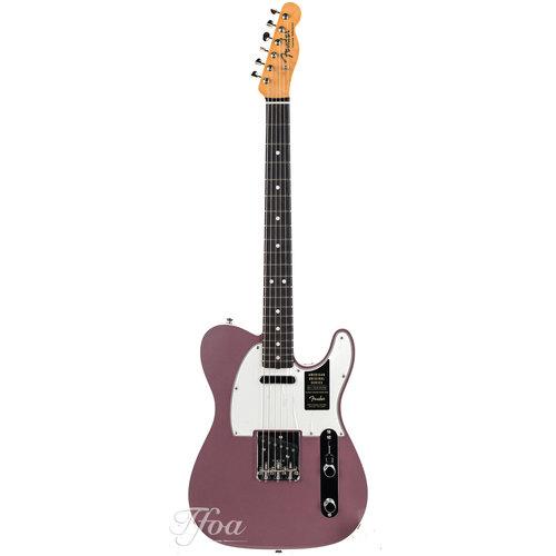 Fender Fender American Original 60s Telecaster RW Burgundy Mist