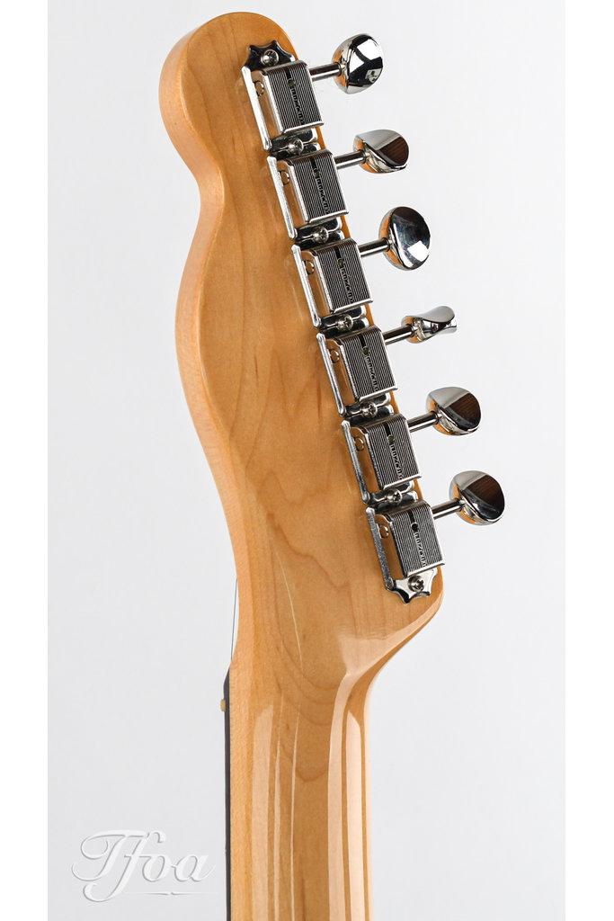 Fender American Original 60s Telecaster RW Burgundy Mist