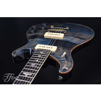 PRS McCarty 594 Limited Faded Jeans Blue Soapbar 2018
