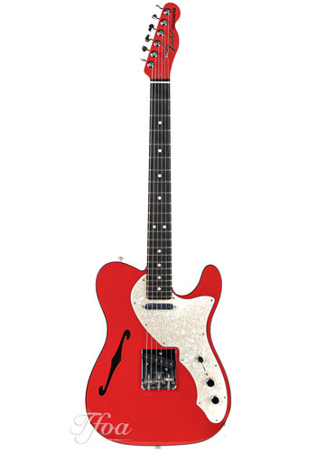 Fender Fender Limited Edition Two-Tone Telecaster Fiesta Red