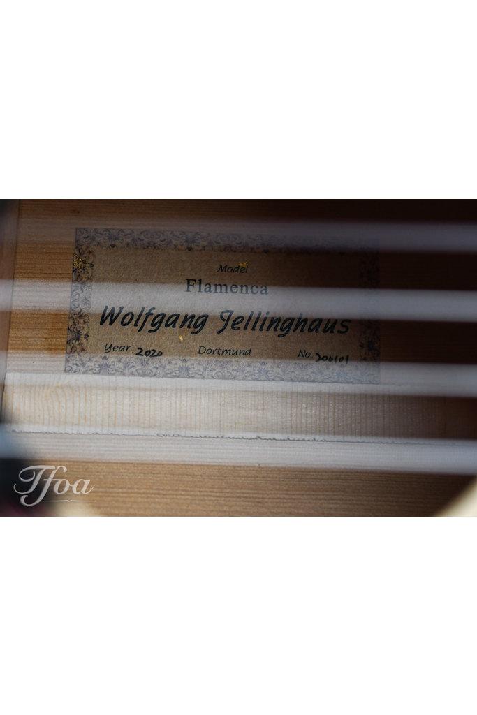 Wolfgang Jellinghaus Masterbuilt Flamenca 1AB